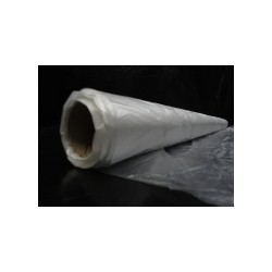 2x50 meter T200 50 micron Pe folie bouwfolie