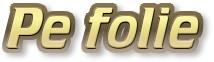 Dampremmende Pe-folie Pe folie Grondfolie bouwfolie vochtscherm