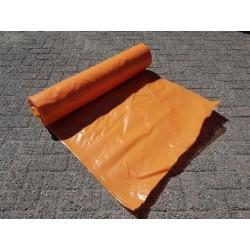 Bodem kruipruimte folie oranje 4x25
