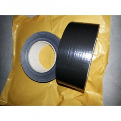 Duct tape zilver Professioneeel 5 cm breed 50 meter lang